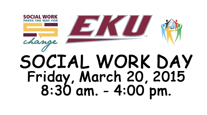 EKU Social Work Day