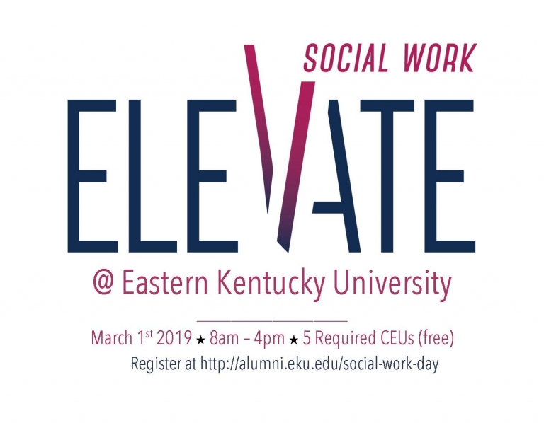 Social Work Day Spring 2019